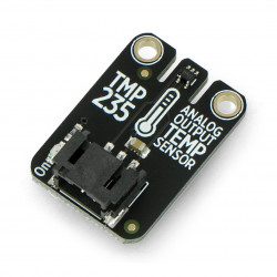 TMP235 - Analog Temperature Sensor STEMMA Plug-and-Play - Adafruit 4686