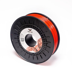 Filament Noctuo ABS 1,75mm 0,75kg - czerwony