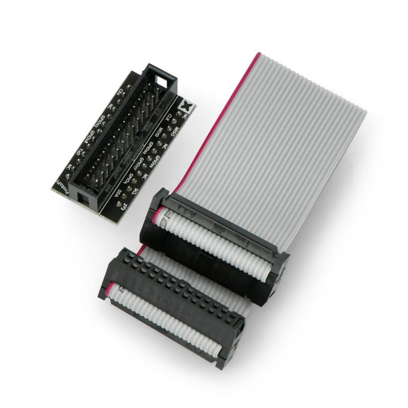 Moduł ProtoPi - rozszerzenie Raspberry Pi do płytki stykowej + taśma