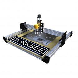 CNC milling machine WorkBee v2.1 - 1000x1000mm