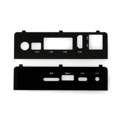 Side panels for Odyssey X86J4105 to re_case - Seeedstudio 110991413