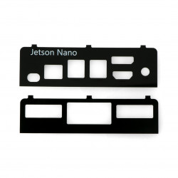 Side panels for Nvidia Jetson Nano to re_case - Seeedstudio 110991406