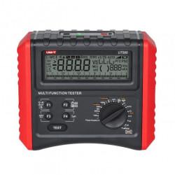 Miernik wielofunkcyjny dla elektryków UT595
