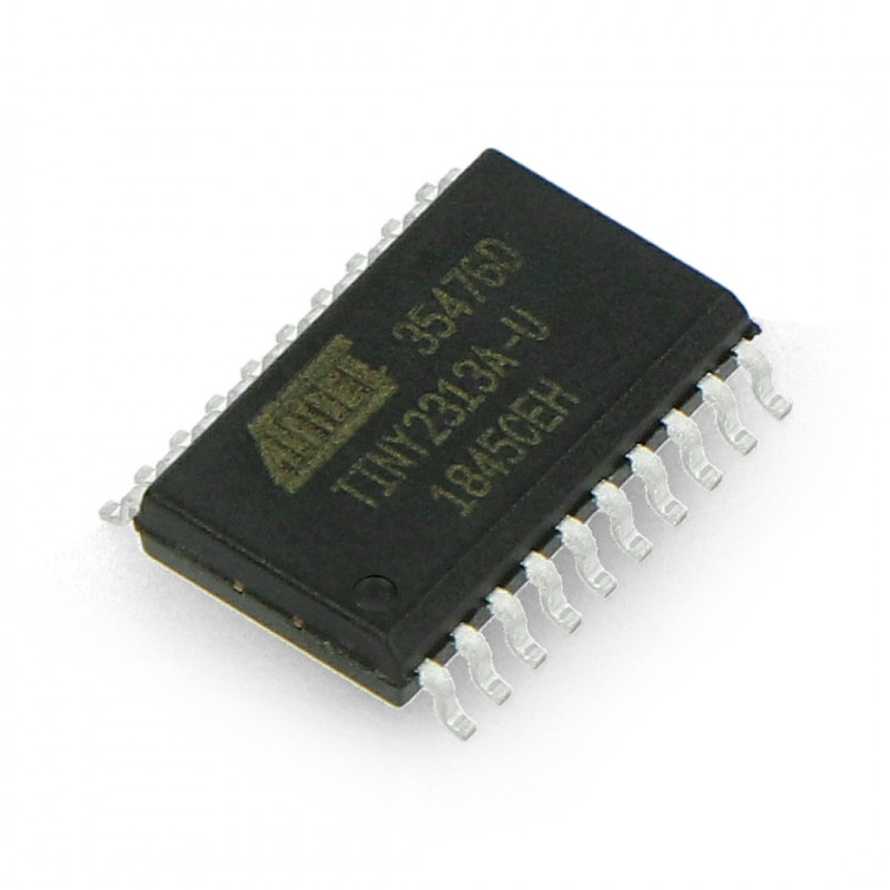Mikrokontroler AVR - Attiny2313A-U