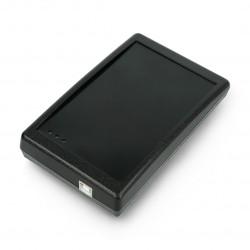 Czytnik biurkowy RFID PAC-PUB - 13,56MHz - czarny