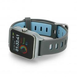 iWOWN P1C sportowy SMARTWATCH GPS z pulsometrem