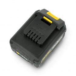 Wymienny akumulator Li-ion 20V 4A Rebel Tools - Rebel RB-2002