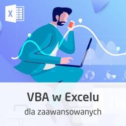 Kurs Programowanie VBA w Excelu dla zaawansowanych - wersja ON-LINE