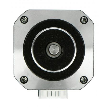 Koszyk na 4 akumulatory typu 18650 - połączenie szeregowe