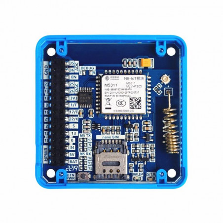 LSM6DSO32 6DoF IMU - 3-axis accelerometer and gyroscope - Adafruit 4692