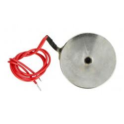 Jack 3,5mm - 2x RCA cable - black 2,5m - Blow