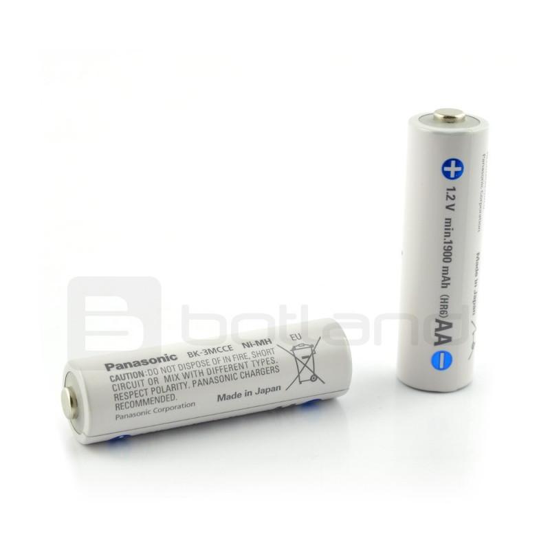 akumulator niklowo-wodorkowy Eneloop R6 AA Ni-MH 2000mAh