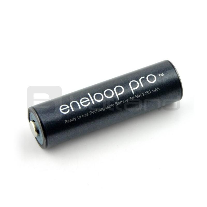 Akumulator Panasonic Eneloop Pro R6 AA 2550mAh