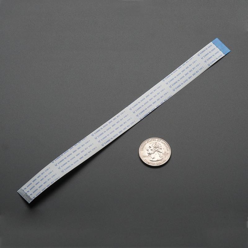Taśma Raspberry Pi - kamera 20cm 15 żył raster 1mm