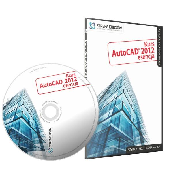 Kurs Wideo AutoCAD 2012 Esencja