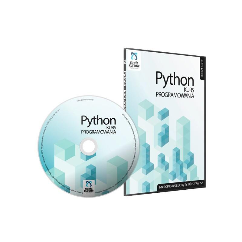 Kurs wideo programowanie w Python - wersja ON-LINE