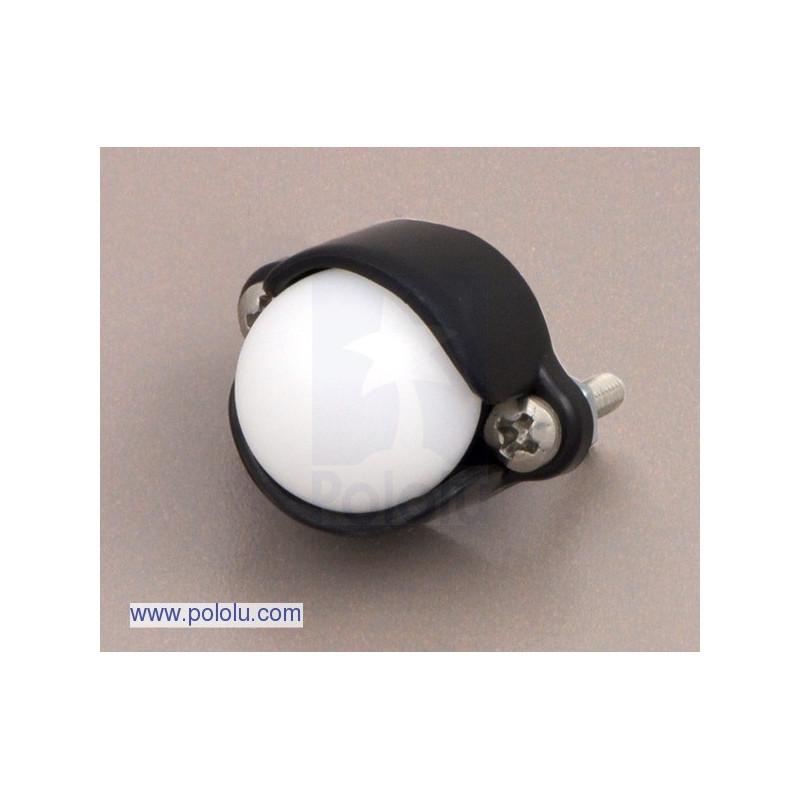 Ball Caster 1/2'' plastikowy