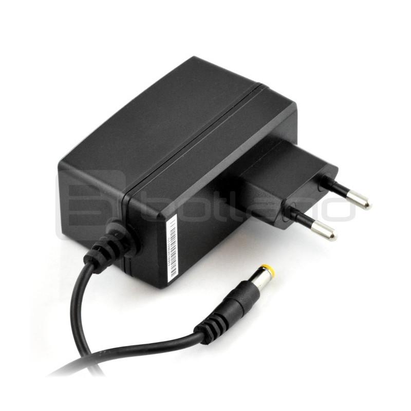 Power supply 5V/3A - DC plug 5,5/2,1mm