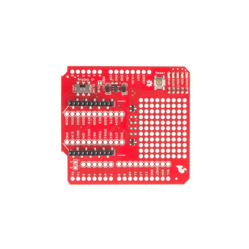 Nakładka XBee dla Arduino