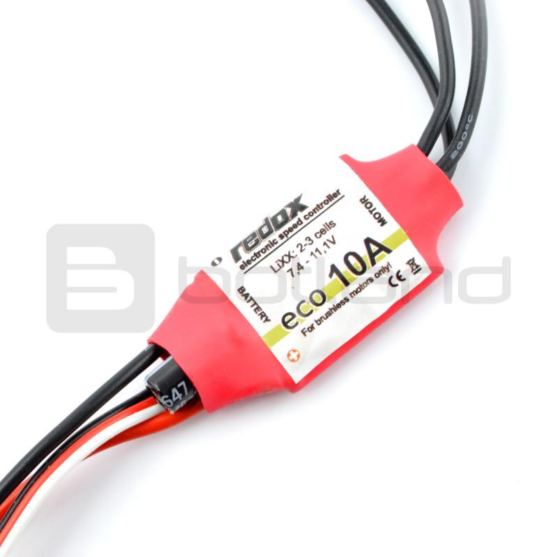 Sterownik silnika bezszczotkowego (BLDC) REDOX ECO 10A
