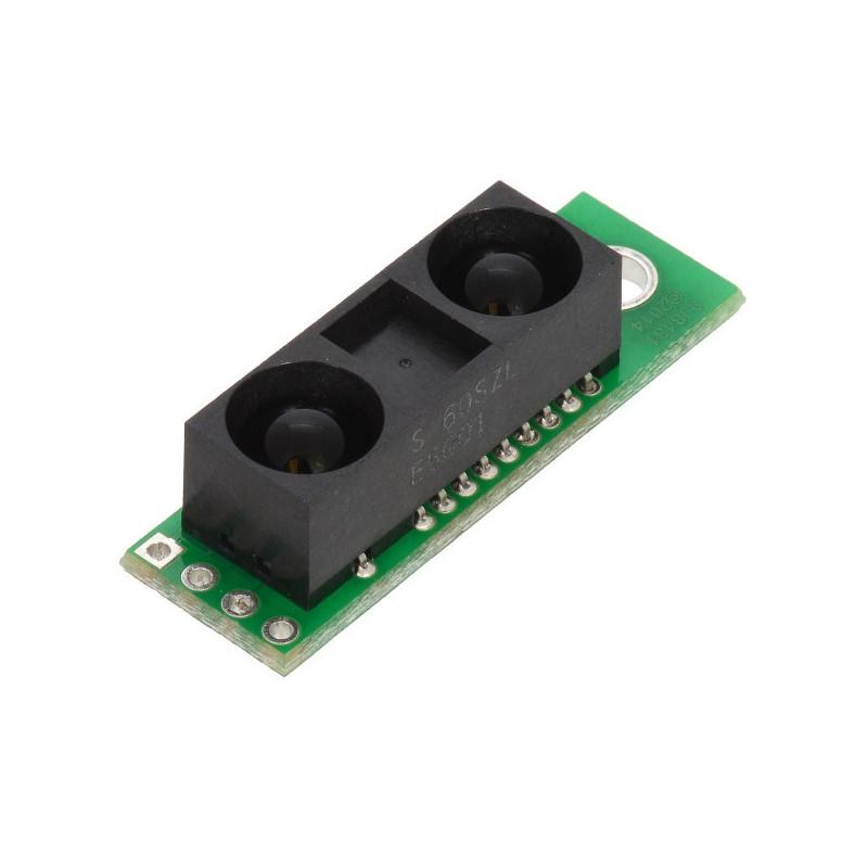 Sharp GP2Y0A60SZLF - analogowy czujnik odległości 10-150 cm 3V