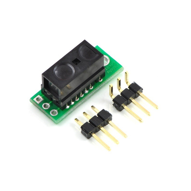 Sharp GP2Y0D815Z0F - cyfrowy czujnik odległości 15cm z podstawką PCB