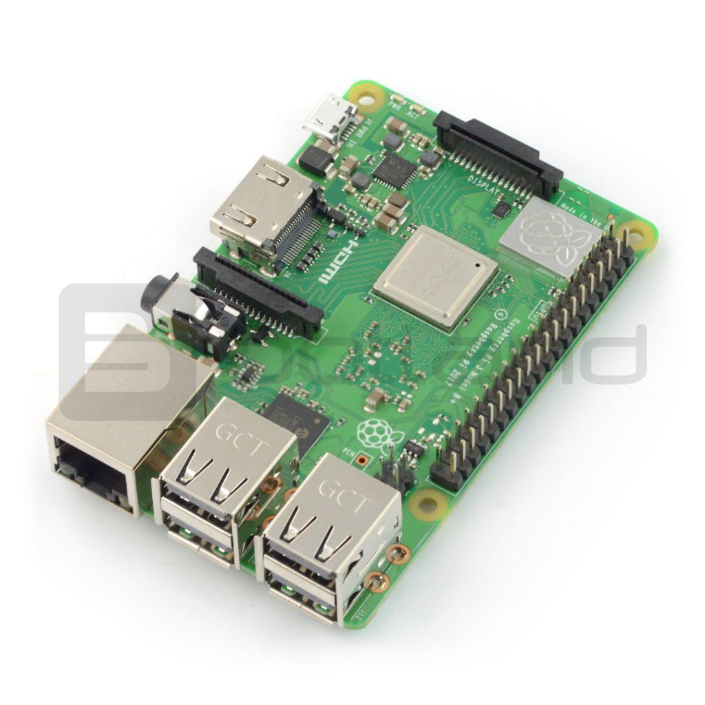 Raspberry Pi do stworzenia konsoli retro Pegasus