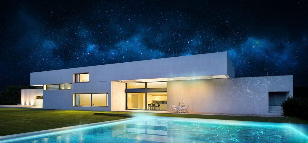 Sterowanie oświetleniem w inteligentnym domu