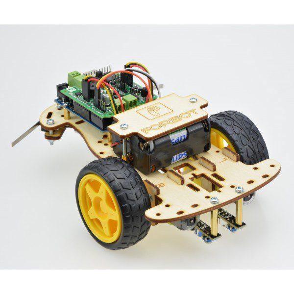 Zestaw do budowy robota kurs online Forbot
