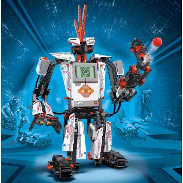 Lego Mindstorms EV3 - zestaw bazowy