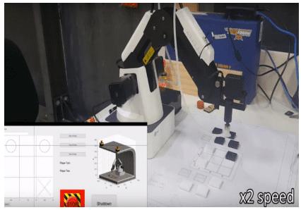 Dobot Magician na Uniwersytecie Technologicznym w Sydney