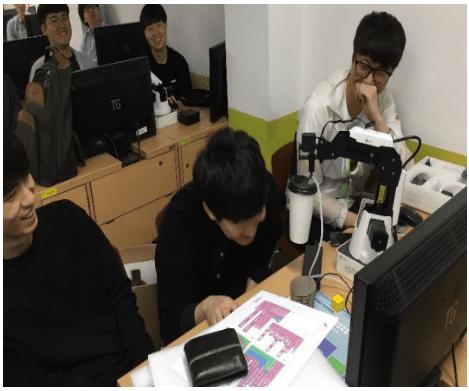 Nauka programowania na Uniwersytecie Bucheon w Korei