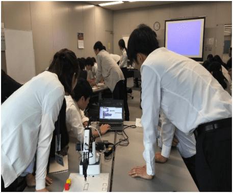 Szkolenie personelu Nihon Unisys Ltd. w Japonii