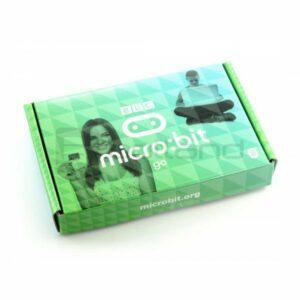 Płytka Microbit w wersji Go