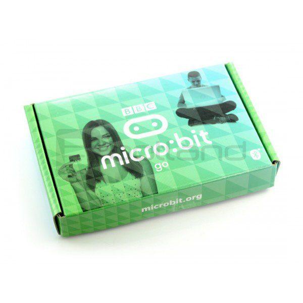 Płytka BBC Microbit w wersji Go