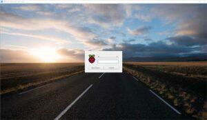 Raspberry Pi logowanie