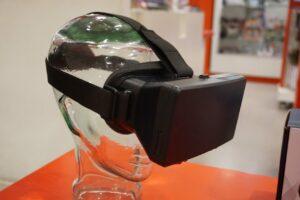 Okulary VR z technologią 3D