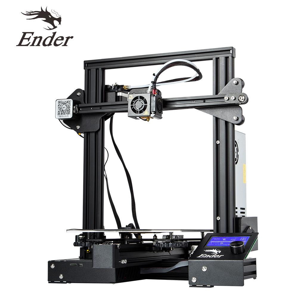 Drukarka 3D - Creality Eder-3 Pro