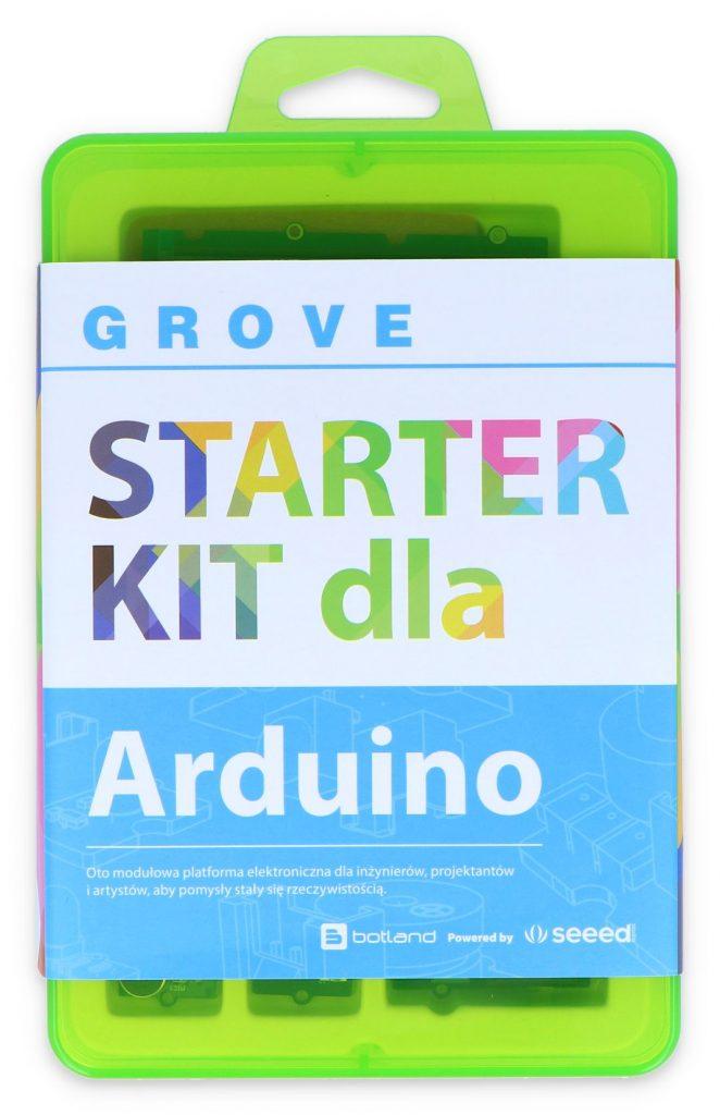 Grove Starter Kit - opakowanie