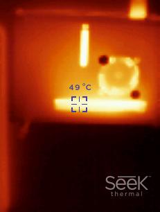 Temperatura Raspberry Pi 4B