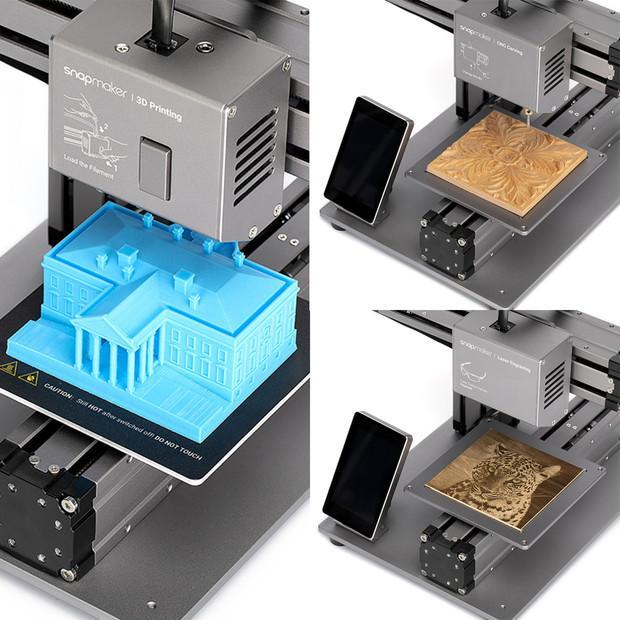 Moduły drukarki 3d Snapmaker
