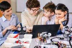 Nauka programowania wśród dzieci
