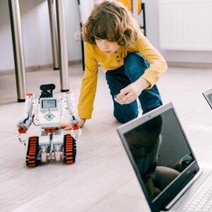 Programowanie dla dzieci - roboty