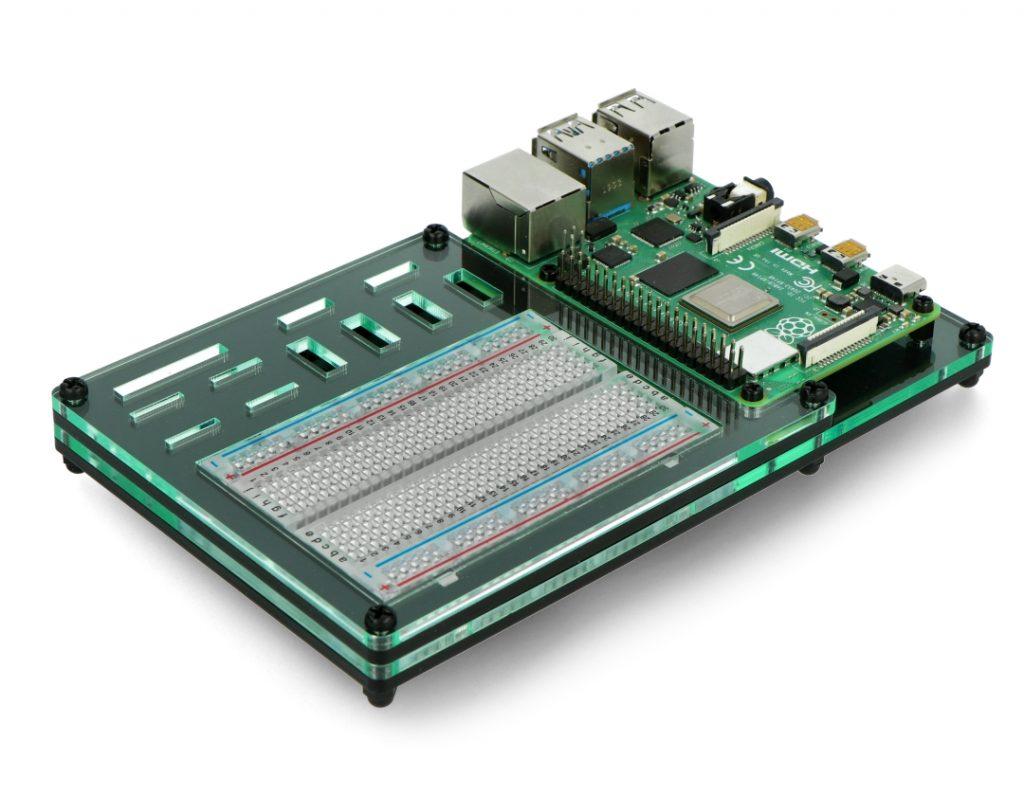 Stacja dokująca ProtoDock dla Raspberry Pi.