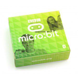 BBC Micro:bit moduł podstawowy