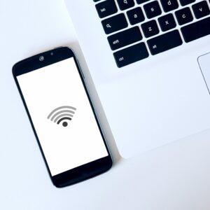 Dbanie o zasięg WiFi