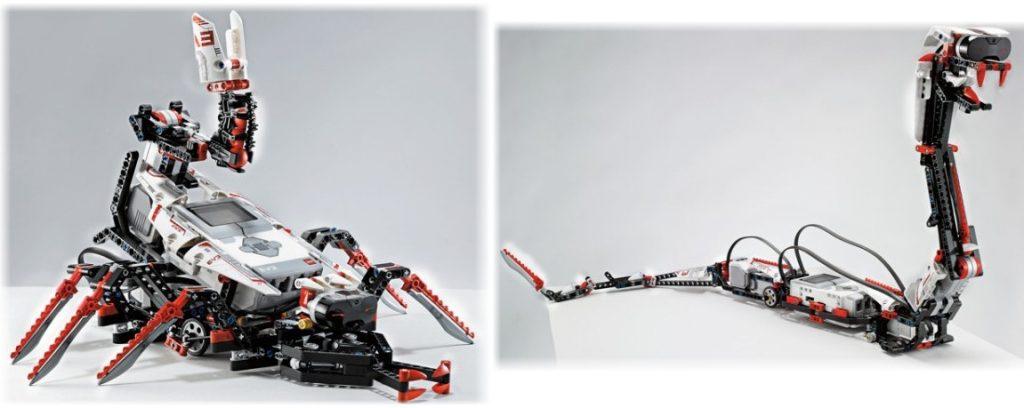 Lego Mindstorms EV3 - zestaw bazowy Lego 31313