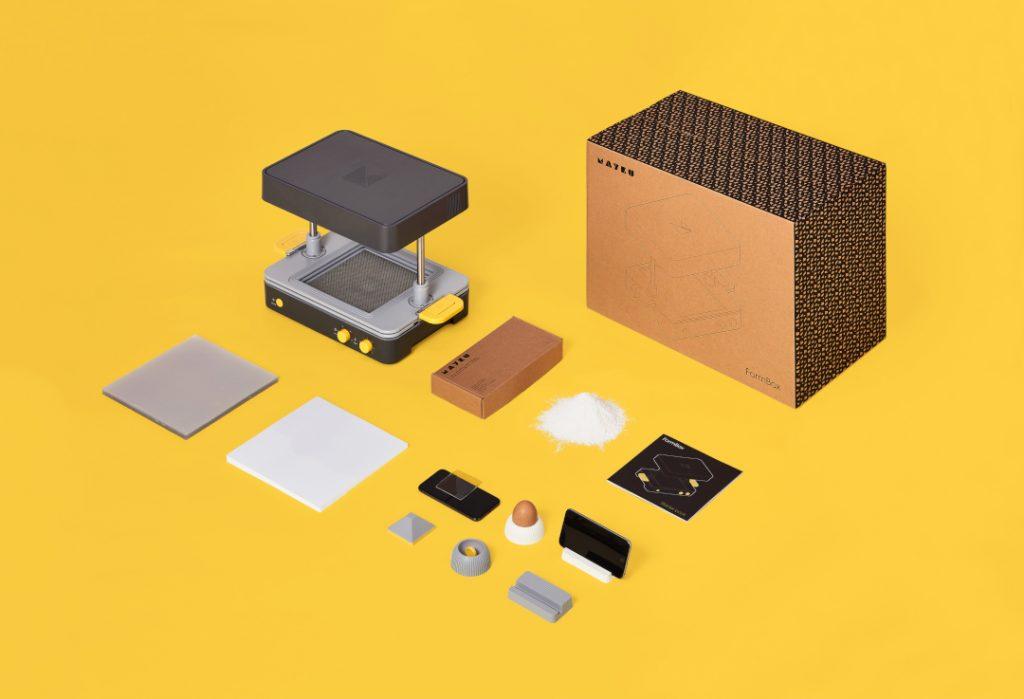 Mayku Formbox - urządzenie do formowania próżniowego
