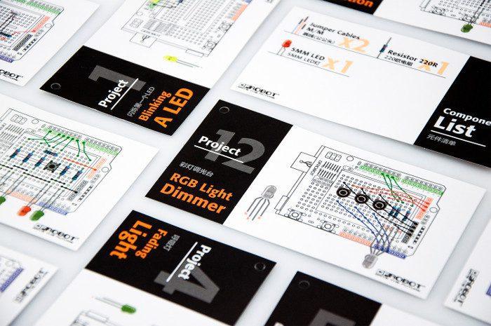 DFRobot Beginner Kit - zestaw dla początkujących użytkowników Arduino v3.0
