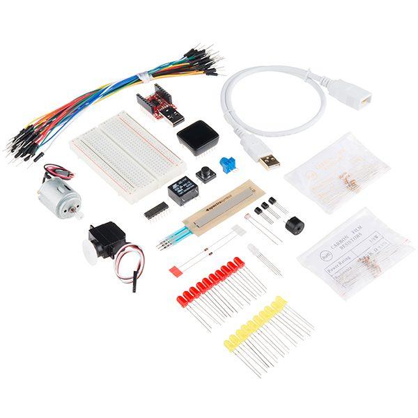 Inventor's Kit dla MicroView - SparkFun KIT-13205